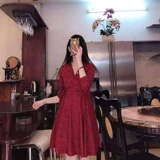 Váy đỏ đón tết của sarahtram1 tại Nghệ An - 2473477