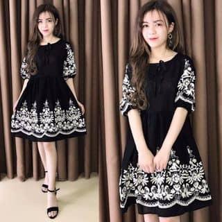 Váy đũi thêu QC của shop.anhpham tại Hồ Chí Minh - 3170239