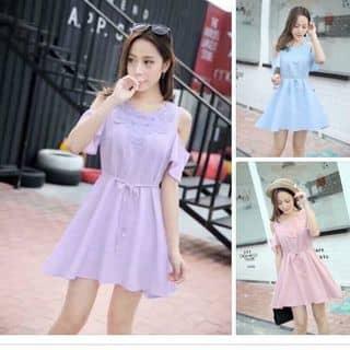 váy hở vai của ngado27 tại Shop online, Huyện Tam Dương, Vĩnh Phúc - 3163960