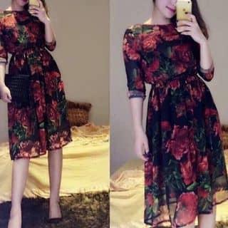 Váy hoa của kimhau8 tại Shop online, Huyện Bù Gia Mập, Bình Phước - 1513197
