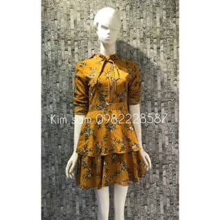 váy hoa lụa của kimanhkhanh87 tại Nam Định - 2667996