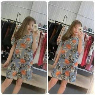 Váy hoa lụa đuôi cá của trinhnguyen276 tại Shop online, Quận Hải Châu, Đà Nẵng - 2762720