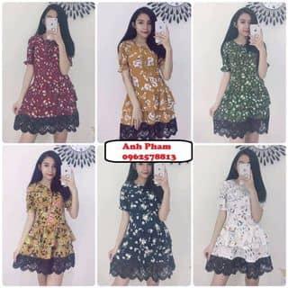 Váy hoa nhí chân ren của shop.anhpham tại Hồ Chí Minh - 2951074