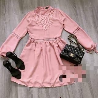 Váy hồng mặc rất lịch sự ạ 250k Hàng QC của vyanh1799 tại Gia Lai - 2084835