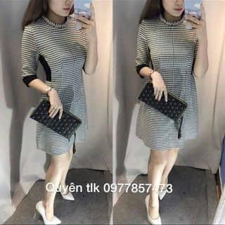 Váy kẻ zic zac của ximuoi.muoi tại Sơn La - 2533428