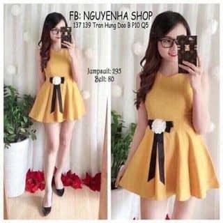 Váy không tay của lenhung148 tại Thành Phố Nam Định, Nam Định - 2667909