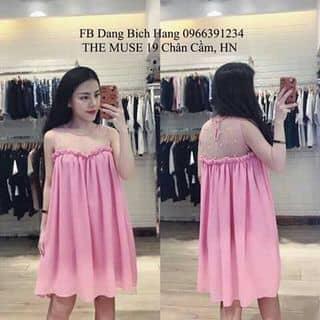 Váy lụa phối ren của trinhnguyen276 tại Shop online, Quận Hải Châu, Đà Nẵng - 3032000