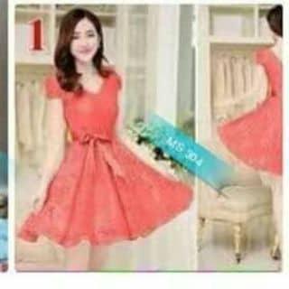Váy ren cam của xaungoi tại Lai Châu - 1754066