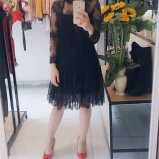 Váy ren dáng xuông 🤑🤑🤑 hình thật của linhshubeo5515 tại Quảng Ninh - 2664970