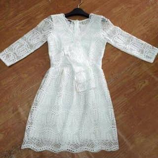váy ren thiết kế thắt nơ siu xinhhhh của thuongdiem1 tại Sơn La - 1482125