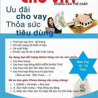 Vay tiêu dùng tín  chấp của ithinkofyoueveryday11761 tại Đắk Lắk - 905141