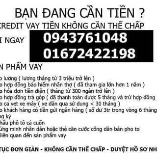 Vay tín chấp vpbank của dangquocvuong tại Quảng Bình - 2481846