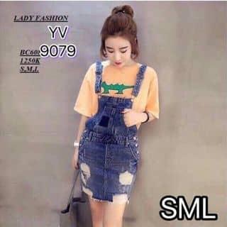 Váy yếm jean của lethienhanh tại Đắk Lắk - 2069735