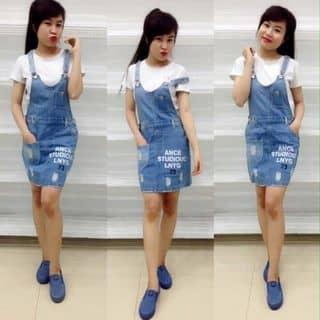 Váy Yếm Jeans của nguyenvinh448 tại Kiên Giang - 2663662