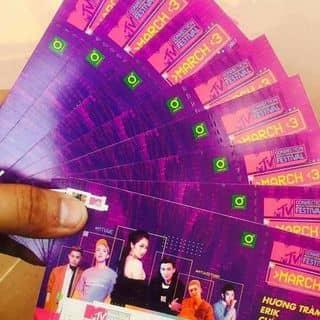 Vé FREE MTV CONNECTION THÁNG 3  của nhitruong21 tại Hồ Chí Minh - 2934622