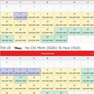 Vé máy bay của hoanghieuga tại Thừa Thiên Huế - 1670255
