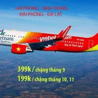 Vé Máy Bay Giá Rẻ của nangbachtuyetnb93 tại 102 Lý Thường Kiệt, Quang Trung, Quận Hồng Bàng, Hải Phòng - 480269