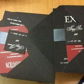 Vé offline fan exo nha ở tphcm ngày 27/7 do k đi dc nên muốn bán lại 200k 2 vé nha của minhchau67 tại Xuân Bình, Thị Xã Long Khánh, Đồng Nai - 405945