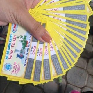 vé số cào của thonongay tại Ninh Thuận - 1554085