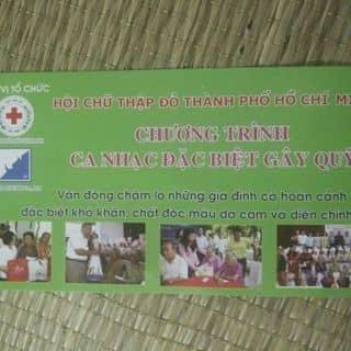 Vé xem ca nhạc đặc biệt của trantai0801 tại 164 Linh Đông, Quận Thủ Đức, Hồ Chí Minh - 2889818