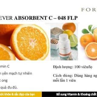 viên uống bổ sung vitamin c nhập khẩu tại mỹ của khuongnguyen34 tại Cần Thơ - 3064453