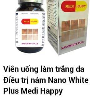 Viên uống làm trắng da Điều Trị nám của hautran60 tại Tiền Giang - 2638285