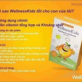 viên vitamin tổng hợp và khoáng chất cho bé của lethu8288 tại Quốc Lộ 1,  Thị Trấn Bình Dương, Huyện Phù Mỹ, Bình Định - 1508236