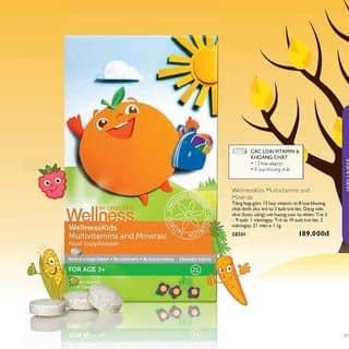 vitamin của ngavang tại Tỉnh Lộ 217,  Xã Quỳnh Côi, Huyện Quỳnh Phụ, Thái Bình - 2323657
