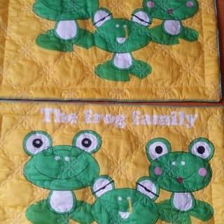 Vỏ gối gia đình ếch của buiphuong106 tại Bắc Ninh - 2197443