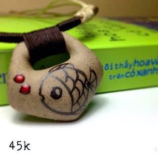Vòng cổ gốm sứ cá của snoweegift tại Hồ Chí Minh - 2031830
