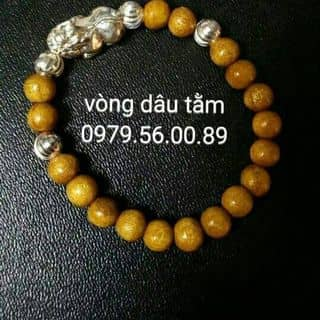 Vòng dâu tằm tỳ hưu bạc của vongdauhaiduong tại Hải Dương - 1517681