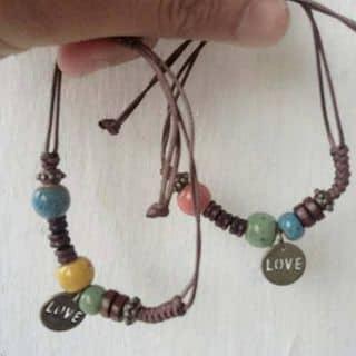 Vòng đôi chữ LOVE 1 cặp của sunshinethuanh tại Thái Bình - 2082977