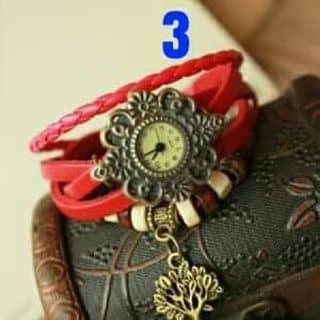 Vòng tay đồng hồ của lylynguyen27 tại CHợ Xóm Lưới,  Góc Phan Bội Châu - Nguyễn Công Trứ, Thành Phố Vũng Tàu, Bà Rịa - Vũng Tàu - 2952092