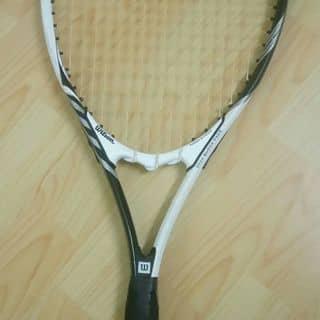 Vợt tennis của thu.huynh.7355 tại Hồ Chí Minh - 2472595