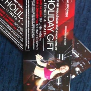 Voucher California fitness của lancelot tại Hồ Chí Minh - 2957819