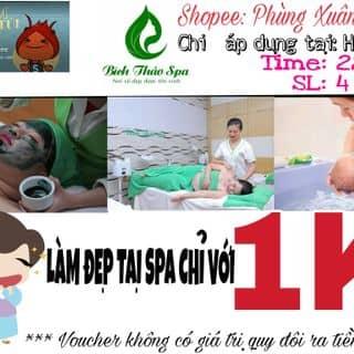 Voucher miễn phí DV Bích Thảo Spa của phungthuy8 tại Cần Thơ - 1824973