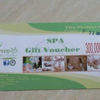 Voucher spa trị giá 300k của giangtran67 tại Đà Nẵng - 1716445