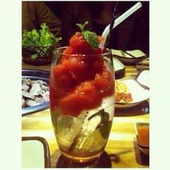 #muondongbang uống rất ngon, vị lạ mà công nhận vừa đẹp lại còn ngon nữa rất phê =))))