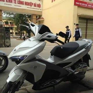 Xe Airblade màu trắng của laptran8 tại 0981231123, Thành Phố Vĩnh Yên, Nghệ An - 2429717