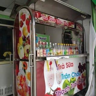 Xe bán trà sữa siêu cấp của tuanchau13 tại Hồ Chí Minh - 2710659