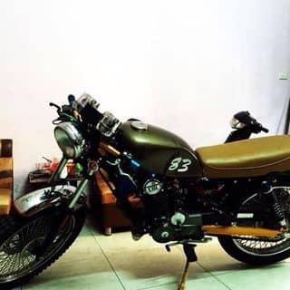 Xe GL 125 cc độ cafe đẹp của xaemanhbuonbn1991 tại Bắc Ninh - 2298882