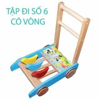 Xe gỗ tập đi cho bé  của nguyenhan292 tại QL 1A,  Cầu Sập, Thành Phố Biên Hòa, Đồng Nai - 2875470