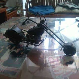 Xe môtô trang trí của yeagereren tại Quảng Ngãi - 2642141