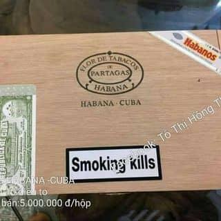 Xì gà CuBa của haungoc15 tại Thái Nguyên - 2484508