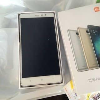 Xiaomi note3 pro 3gb Ram 32Gb của camerabmtcf tại Trần Nhật Duật, Tân Lợi, Thành Phố Buôn Ma Thuột, Đắk Lắk - 666165