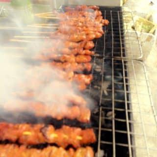 Xiên nướng, bánh mì thịt xiên của nghia888996 tại Hà Tĩnh - 2146336