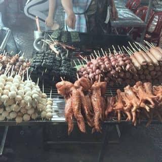 Xiên nướng đủ loại của thucnghi.nguyenvo tại Chợ Đêm Đà Lạt, Thành Phố Đà Lạt, Lâm Đồng - 544072