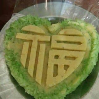 Xôi hình tim của duongnga16 tại 6 Hùng Vương, Thành Phố Sóc Trăng, Sóc Trăng - 1220734
