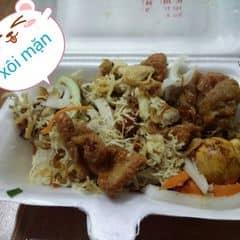Xôi mặn ngon nhất Sài Thành của Trương Thư tại Xôi gà chợ Bà Chiểu - 1961549