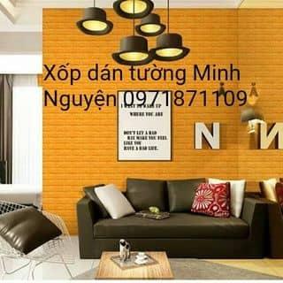 Xốp dán tường trống nước chống bụi của Hàn Quốc.  của minhnguyenxopdantuong tại Thái Bình - 3187285